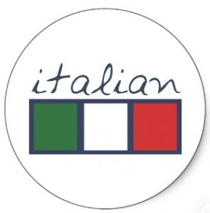 мы знакомы перевод на итальянский